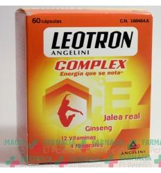 LEOTRON COMPLEX ANGELINI  60 CAPS
