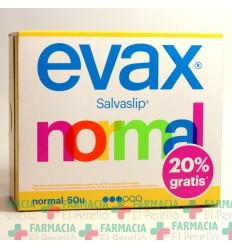 PROTECTORES EVAX PROTEGE SLIP NORMAL 50 PROTEGE-SLIP
