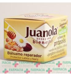 JUANOLA BALSAMO REPARADOR DE LABIOS Y NARIZ  15 G