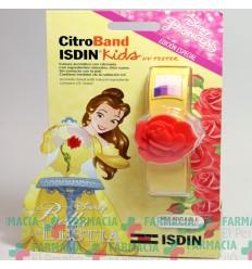 CITROBAND ISDIN KIDS  UV TESTER PULSERA EDICION ESPECIAL BELLA C/ 2 RECARGA