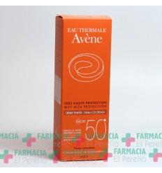 AVENE SPF 50 CREMA MUY ALTA PROTECCION  COLOR 50 ML