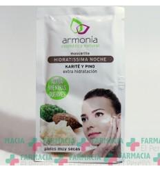 ARMONIA MASCARILLA HIDRATISSIMA NOCHE