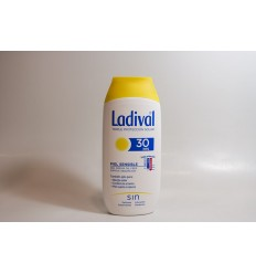 LADIVAL PIEL SENSIBLE O ALERGICA FPS 30 FOTOPROTECCION ALTA GEL-CREMA 200 ML