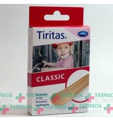 TIRITAS CLASSIC APOSITO ADHESIVO 19 X 72 20 U