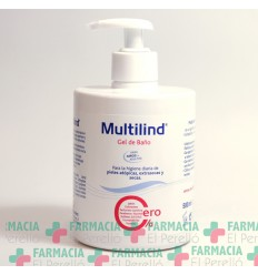 MULTILIND GEL DE BAÑO  500 ML