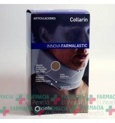 COLLARIN CERVICAL INNOVA FARMALASTIC ADULTOS T- U