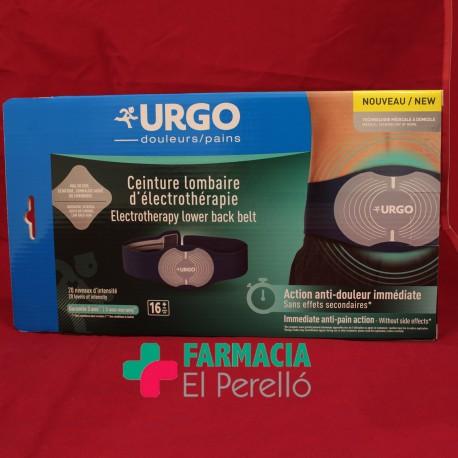URGO CINTURON LUMBAR DE ELECTROTERAPIA  1 UNIDAD
