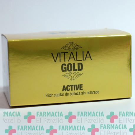 TH PHARMA VITALIA GOLD ELIXIR 5 X 10ML