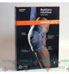 RODILLERA ROTULIANA FARMALASTIC NEOPRENO T- UNICA